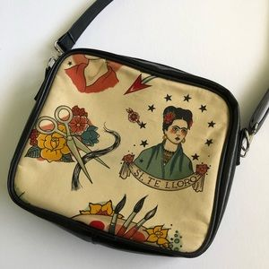 Handbags - Frida Kahlo Todo Para Ti crossbody bag